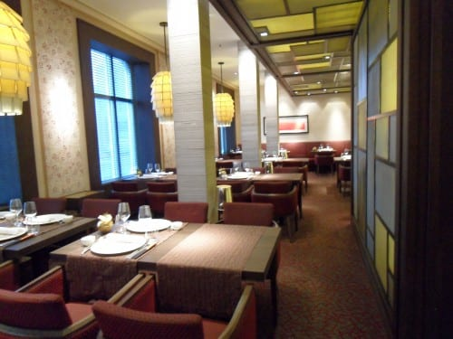 Elements offers a variety of Asian specialties
