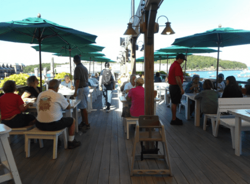 Stewman's Lobster Pound in Bar Harbor ME