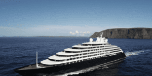 Key Milestone Reached for the World's Most Luxurious Discovery Yacht, Eclipse II
