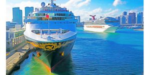 CDC Significantly Relaxes Cruise Rules for Fully Vaccinated Passengers